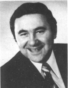 Chorleiter Karl Becker