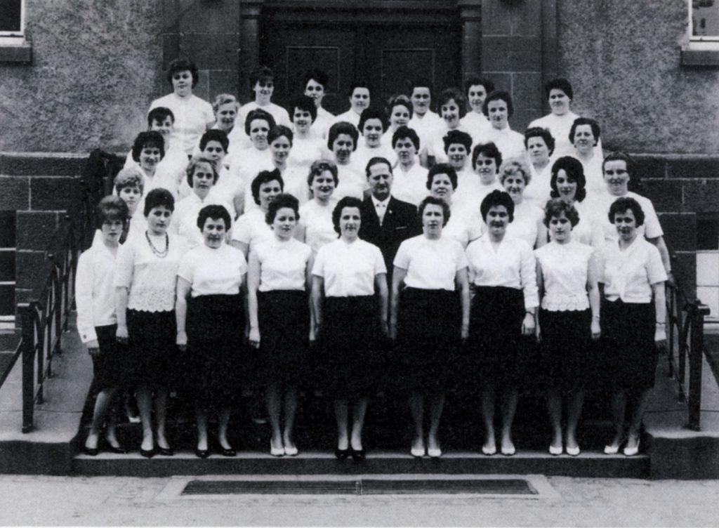 Frauenchor 1963