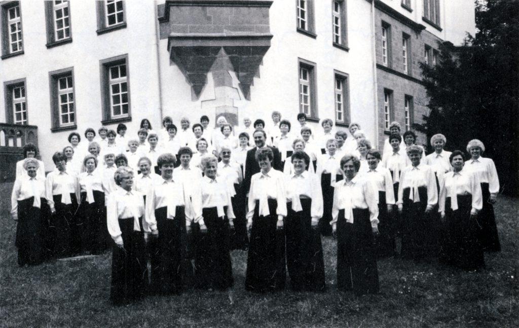 Jubiläum 1988 - Frauen