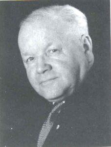 1. Vorsitzender Georg Diehl 1941