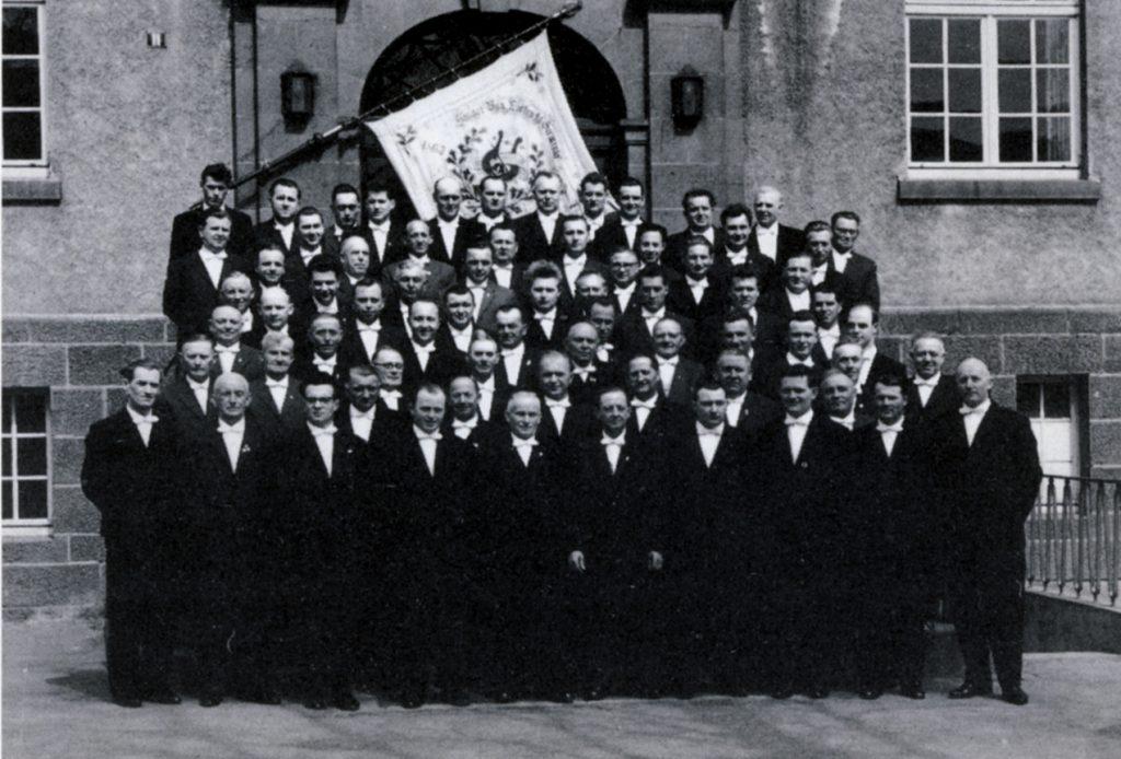 100-jähriges Jubiläum 1963