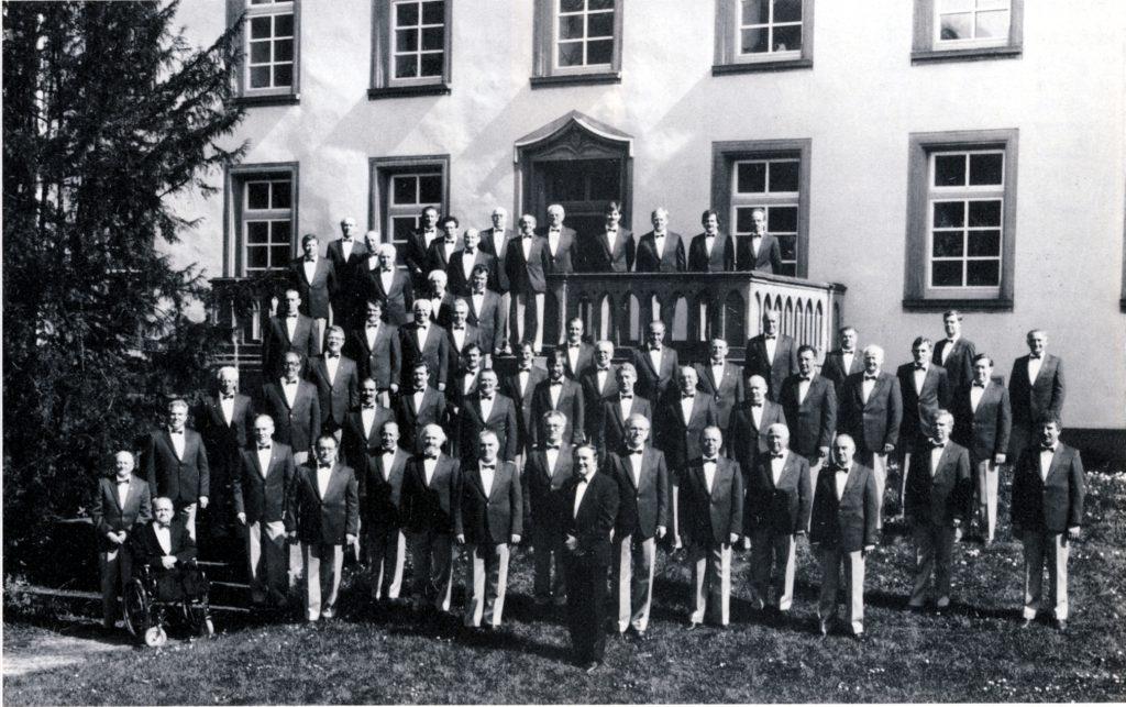 Jubiläum 1988 - Männer