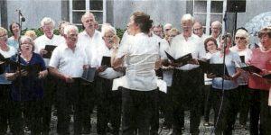 "Projektchor ""Freude am Singen"""