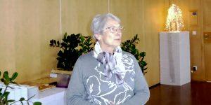 Die Vorsitzende Margot Jany-Milicevic eröffnet den Frühlingsbrunch