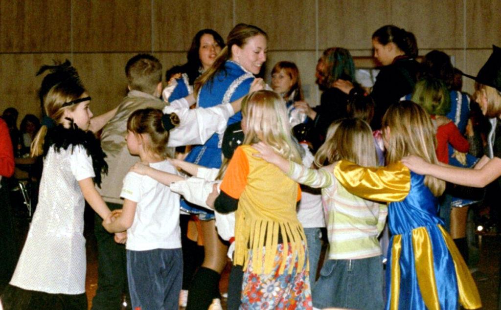 Kinderfasching 2005
